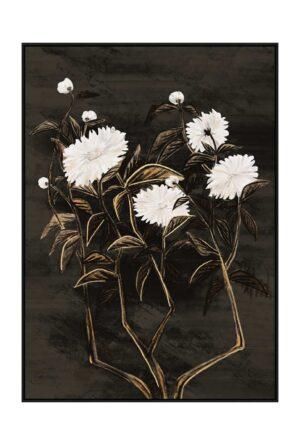 botany art dark 498x738px