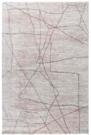 static rug in moonbeam 498x738
